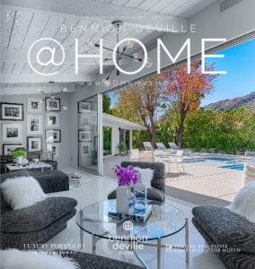 Bennion Deville Homes @HOME Magazine